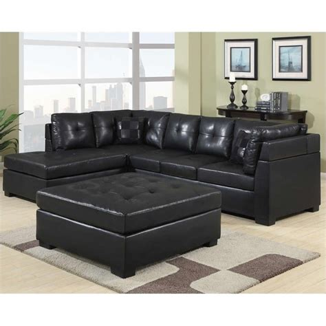coaster leather sectional sofa coaster darie leather sectional sofa with left side chaise