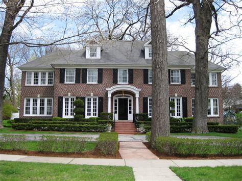 The Home Alone House  Winnetka, Illinois  Atlas Obscura