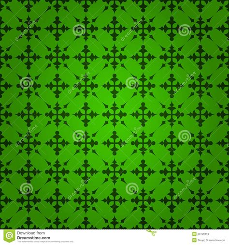 Elegant green background stock vector Illustration of