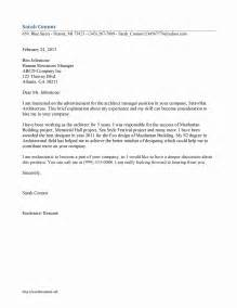 Architecture Cover Letter Architect Manager Cover Letter Template Free Microsoft Word Templates