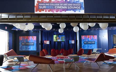ringling school of and design ringling college of and design launches cinema in