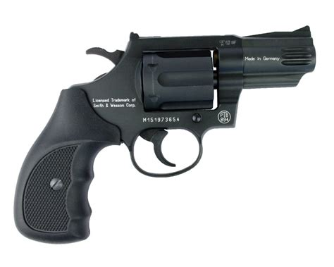 Revolver GRIZZLY Smith & Wesson 9mm 380RK - SD-Equipements
