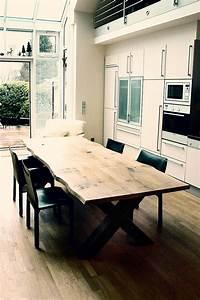 Esstisch Eiche Rustikal : 17 ideen zu massiv tisch auf pinterest massivholztisch couchtisch holz massiv und esstisch ~ Whattoseeinmadrid.com Haus und Dekorationen