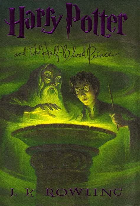 harry potter and the half blood prince book 6 free