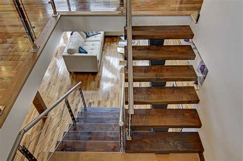 stairs timber block