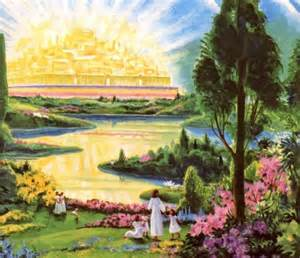 Revelation New Jerusalem Art