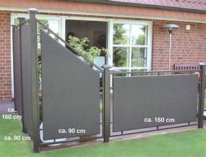 leco komplette sichtschutz stellwand terrasse 2018 With sichtschutz stellwand terrasse