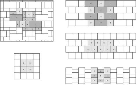 patio paver patterns 2 sizes h2o pro pavers 174