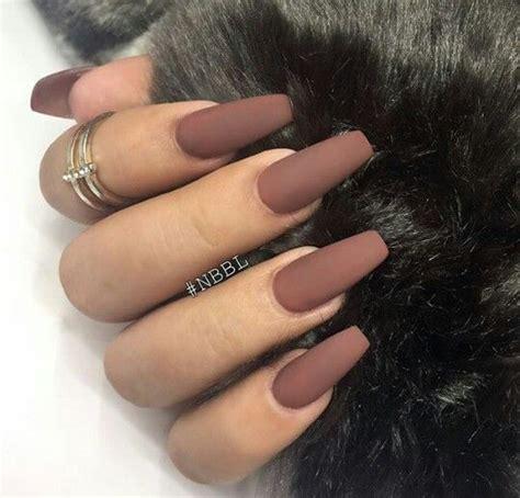 matte color nails 60 simple acrylic coffin nails colors designs nails