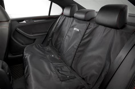 2015 Volkswagen Jetta Gli Rear Seat Covers With Jetta Logo