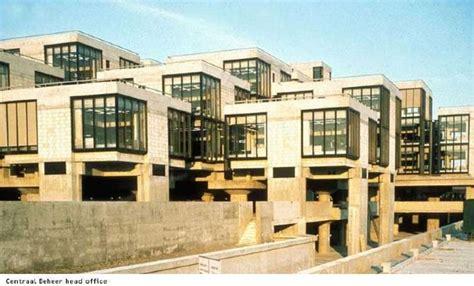 centraal beheer head office apeldoorn herman hertzberger apeldoorn building architecture