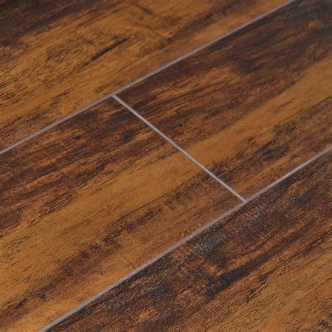 maple laminate flooring home depot quickstyle 5 inch w revolution caramelized maple laminate flooring with underlay the home
