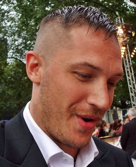 High and Tight Tom Hardy
