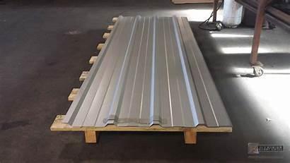 Roofing Panels Metal Corrugated Galvalume Roof Custom
