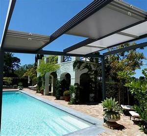 pergola terrasse 48 idees pour une deco exterieure moderne With decorer sa terrasse exterieure pas cher 12 idees pour decorer et amenager votre abri de jardin