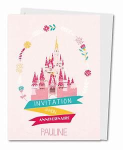 Carte Anniversaire Pour Enfant : carte invitation anniversaire enfant ~ Melissatoandfro.com Idées de Décoration