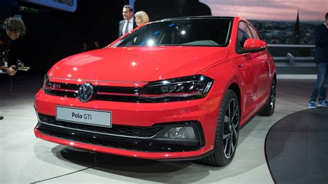2018 Volkswagen Polo Gti Review Top Speed