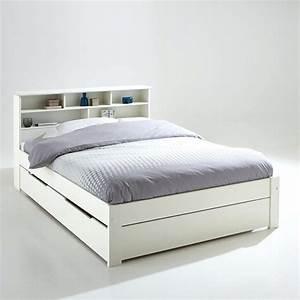 Tete De Lit Rangeante : tete de lit avec rangement pas cher fly cm conforama avec tete de lit with tete de lit avec ~ Teatrodelosmanantiales.com Idées de Décoration