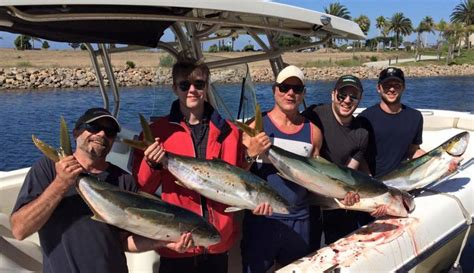 Fishing Boat Rentals San Diego Bay by San Diego Boating Guide Boatsetter