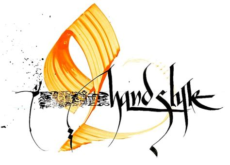 45 Calligraphy Art Gorgeous And Excellent Examples