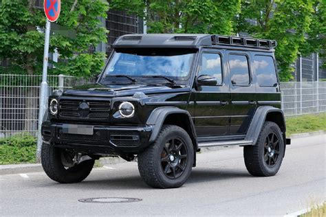 We shall be classifying this list into two categories: Extreme Mercedes-Benz G-class is preparing for its debut - Globalgistng