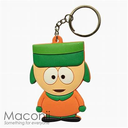 Kyle Broflovski South Park Keyring Cartoon Funny