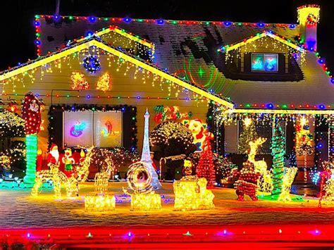 top 4 christmas light displays across america story