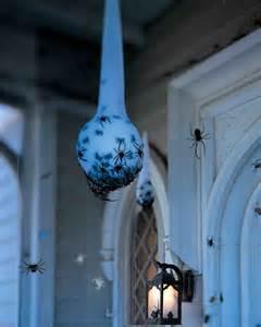 martha stewart decorations outdoor spider egg sac