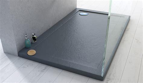 piatti doccia design piatti doccia effetto pietra la nuova tendenza di design
