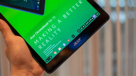 Acer Chromebook Tab 10 Review Hands On With The First