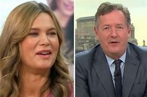 Good Morning Britain: Piers Morgan's wife Celia Walden ...