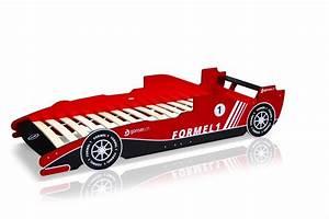 Lit Enfant Voiture : lit d 39 enfant voiture de course rouge magasin en ligne gonser ~ Preciouscoupons.com Idées de Décoration