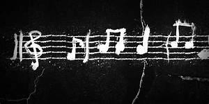 » Black And White Music Wallpaper