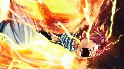 fairy tail natsu dragon wallpaper anime hd wallpaper