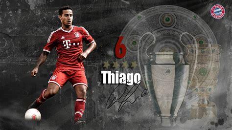 thiago alcantara goals skills bayern muenchen