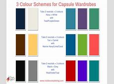 Your Ultimate Guide to Creating Wardrobe Capsules Inside