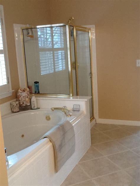 master bathroom renovation goodbye  decor