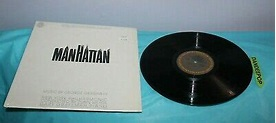 Manhattan 1979 Music Movie Soundtrack Vintage Record 12 ...