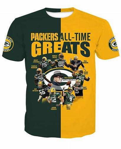 Packers Bay Greats