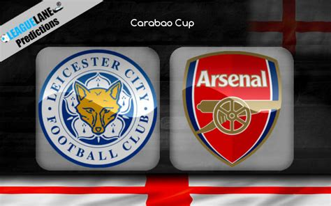 Leicester City vs Arsenal Predictions Bet Tips & Match Preview