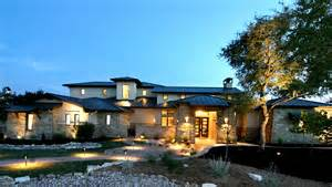 Stunning Multi Level House Designs Photos by Hill Country Modern Front Elevation By Zbranek Holt