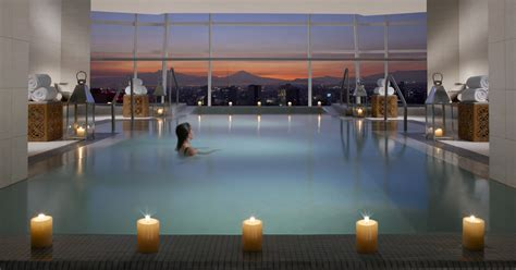 indoor hotel pools mexico regis st pool hotels spa local usatoday polanco