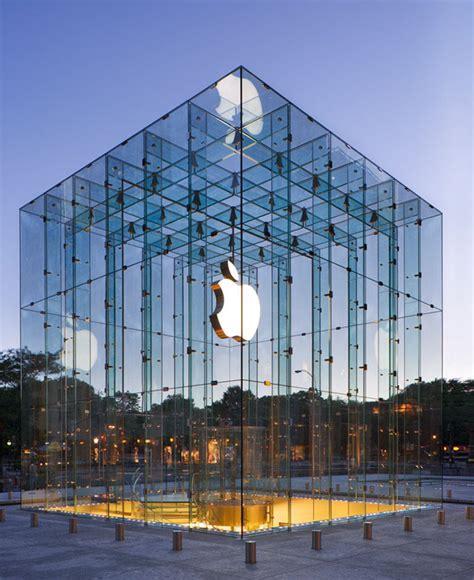 Apple Store Fifth Avenue New York   iDesignArch   Interior ...