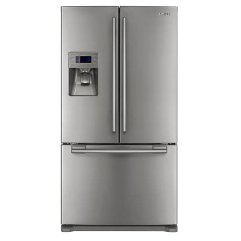 Shop Samsung 257cu Ft French Door Refrigerator With Dual
