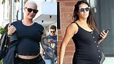 Amber Rose & Shay Mitchell's Baby Bumps: New Photos Of ...