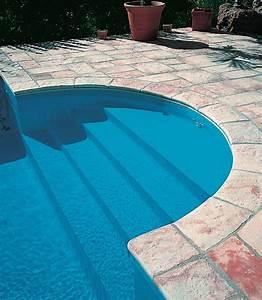 Margelle Pour Piscine : restaurer une dalle de margelle de piscine ~ Melissatoandfro.com Idées de Décoration