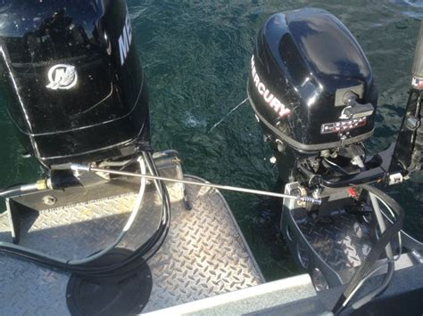 kicker motor setup page  iboats boating forums
