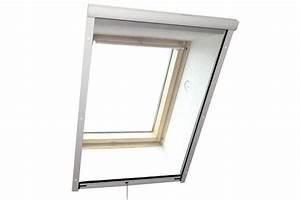 Moustiquaire Pour Velux : moustiquaire enroulable fen tre de toit master alu ~ Premium-room.com Idées de Décoration