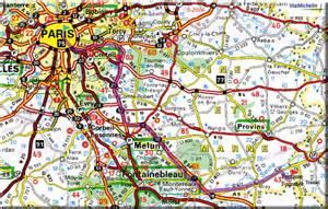 Via Itinéraire Michelin by Carte Routes De France Touristiques Arts Et Voyages