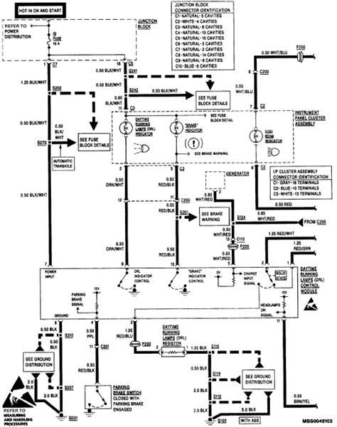 Chevy Metro Alternator Wiring by I A 1995 Geo Metro 1 0 5 Sp My Headlights Failed